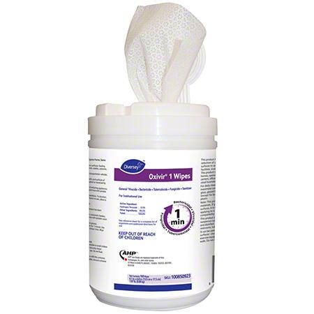 Oxivir Tb 消毒濕紙巾