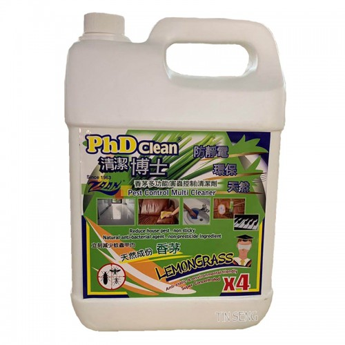 PhD Clean, Pest Control Multi Cleaner