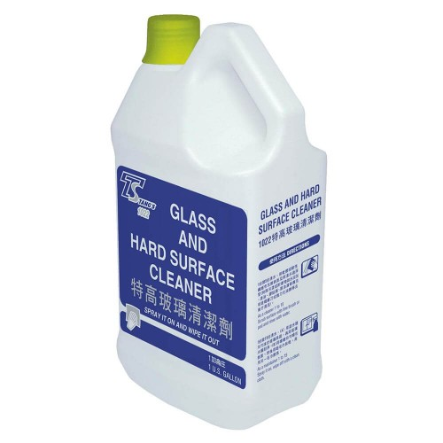Glass and Hard Surface Cleaner