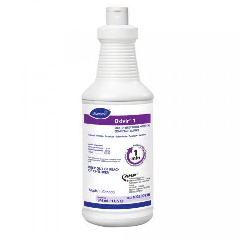 Oxivir Tb 消毒液