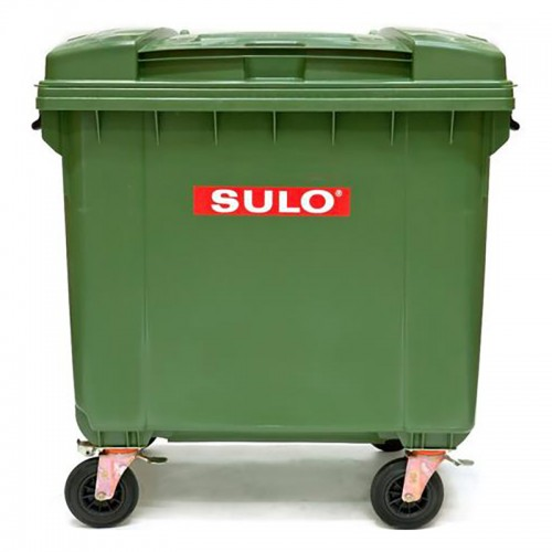 660L, 4-wheeled Container